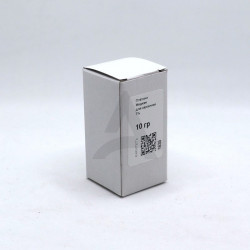Платина Жидкая (7%) белая   для керамики   глянцевая   10 грамм