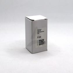 Платина Жидкая (10%) белая   для керамики   глянцевая   2 грамма